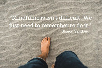Short Mindfulness Quotes & Processes