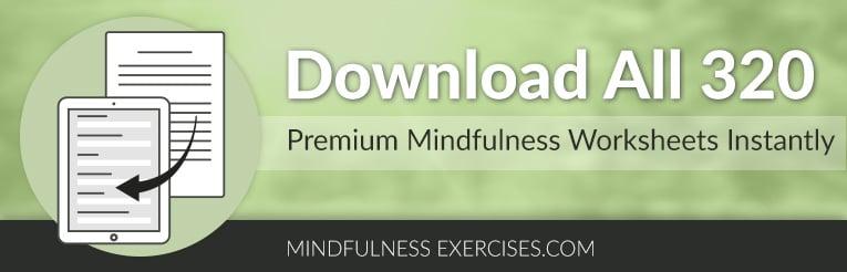 Identifying Personal Values Mindfulness Exercises
