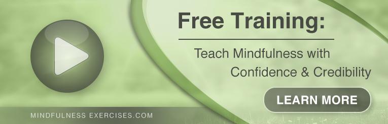 mindfulness teacher training online
