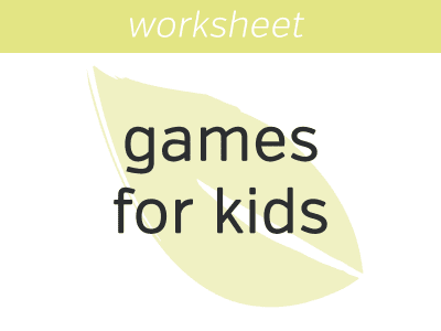 Gratitude Games and Ideas for Kids