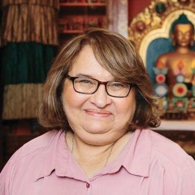 Sharon Salzberg - Mindfulness Teacher