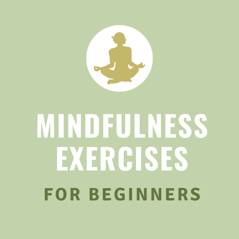 8 Mindfulness Exercises for Beginners (+Infographic)