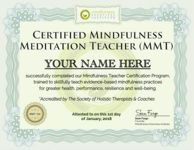The Difficulty Of Talking About Mindfulness - Certified Mindfulness Meditation Teacher