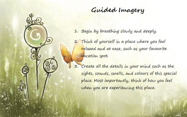Free Guided Visualizations - Guided Imagery