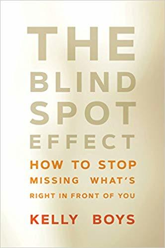 Mindfulness Of Your Blind Spots - The Blind Spot Effect By Kelly Boys