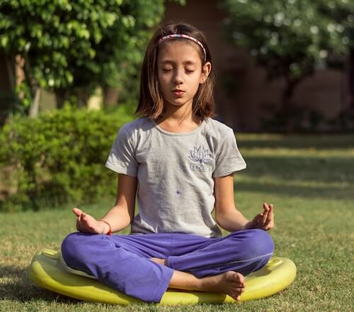 2. Mindfulness Meditations for Kids – Free Course