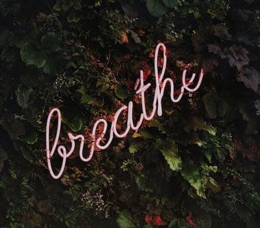 5. Just Breathe – A Short Film