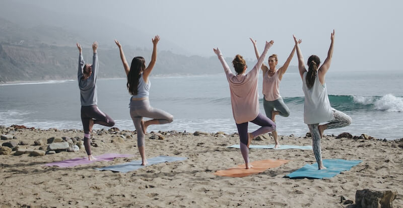 Practice Yoga Mindful Exercises for Relaxation