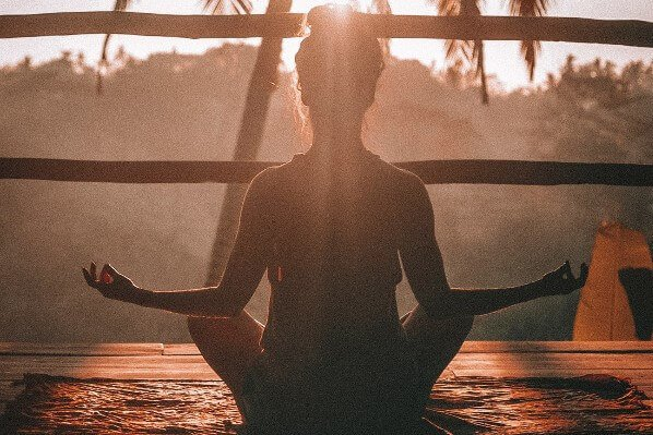 online meditation group