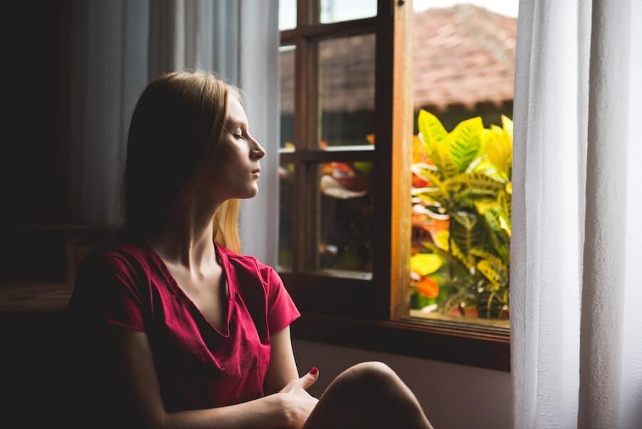 home retreat meditation