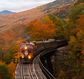 Sleepy Train Ride