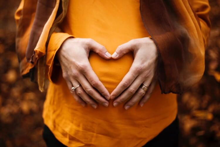 Gratitude for Pregnancy
