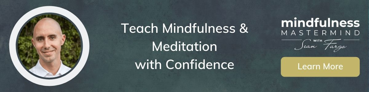 Teach Mindfulness with Confidence