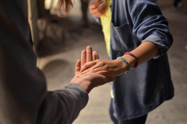 A Break for Self-Compassion