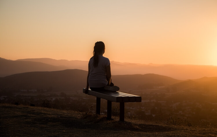 Easing Anxiety by Remembering Impermanence