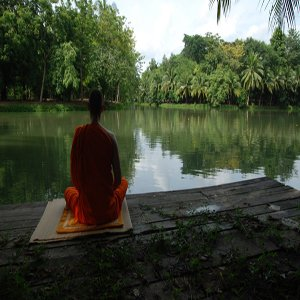 Lake Meditation