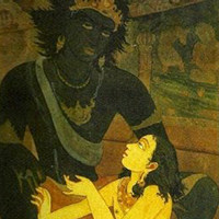 Nachiketa and the Lord of Death