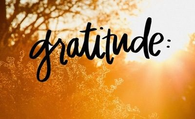 Gratitude & Generosity