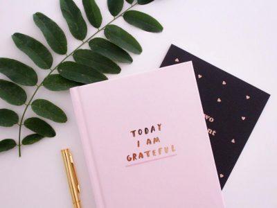 Gratitude is not in the words