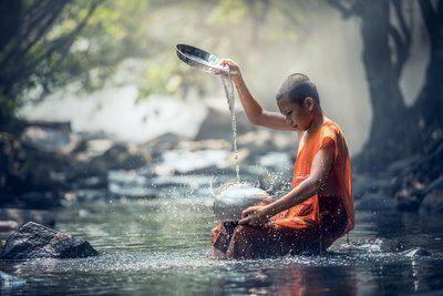 MoMy Life As A Monk